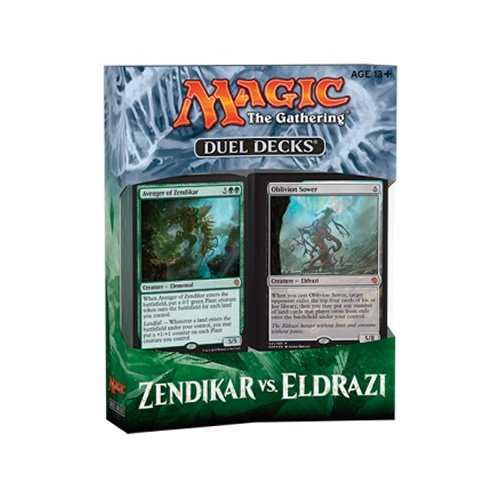 MTG Magic the Gathering - Duel Decks: Zendikar vs. Eldrazi