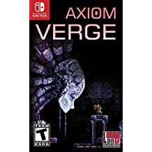 AXIOM VERGE STD EDT