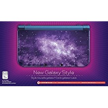 New Nintendo 3DS XL Galaxy (Pre-Owned)