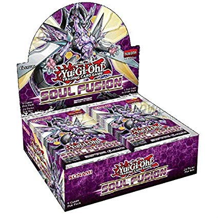 BOOSTER BOX - SOUL FUSION 24 Packs