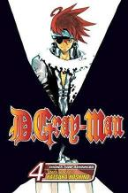 D.Gray-Man, Vol. 4 (Pre-Owned)