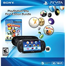 PlayStation Vita First Edition Bundle (Pre-Owned)