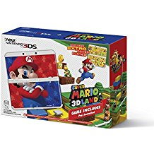 New Nintendo 3DS Super Mario 3D Edition (Pre-Owned)