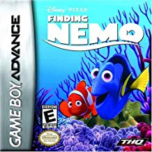 Finding Nemo (Game Cart Only)
