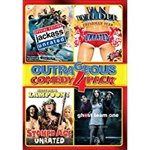 Outrageous Comedy 4-Pack (Pre-Owned)