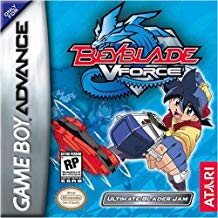 Beyblade V Force (Game Cart Only)