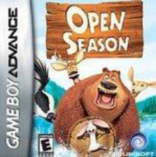 Open Season (Game Cart Only)