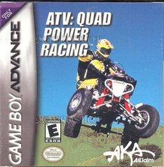 ATV Quad Power Racing (Game Cart Only)