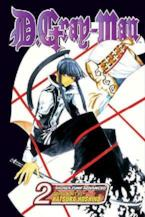 D. Gray-Man, Vol. 2 (Pre-Owned)