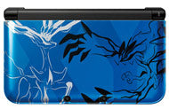 Nintendo 3DS XL Pokemon X Y Blue Limited Edition (Pre-Owned)