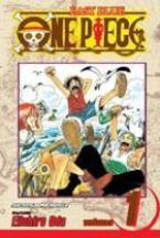 One Piece, Vol. 1: Romance Dawn (Pre-Owned)