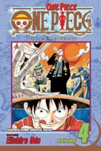 One Piece Vol. 4: The Black Cat Pirates (Pre-Owned)