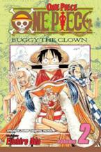 One Piece, Vol. 2: Buggy the Clown (Pre-Owned)
