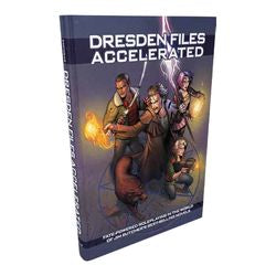 FATE CORE: THE DRESDEN FILES - ACCELERATED EDITION