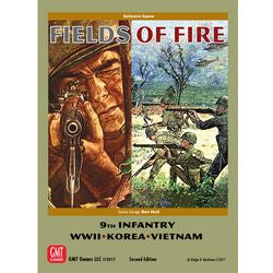FIELDS OF FIRE SERIES: VOLUME 1 - SECOND EDITION