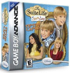 Suite Life of Zack and Cody Tipton Caper (Game Cart Only)