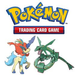 POKEMON TCG - BATTLE ARENA DECKS: RAYQUAZA VS KELDEO