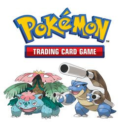 "POKEMON TCG: ""MEGA VENUSAUR/MEGA BLASTOISE"" COLLECTOR'S PIN 3-PACK"