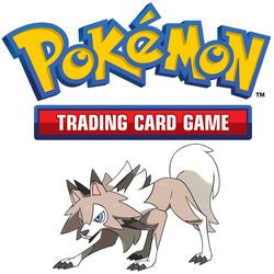 "POKEMON TCG: ""LYCANROC"" GX BOX"