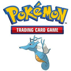 "POKEMON TCG: ""KINGDRA"" EX BOX"