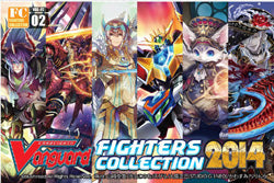"CARDFIGHT!! VANGUARD: FC02 - ""FIGHTERS COLLECTION 2014"""