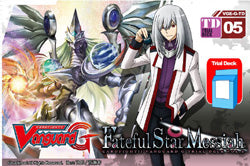 "CARDFIGHT!! VANGUARD: G TRIAL DECK 5 - ""FATEFUL STAR MESSIAH"""