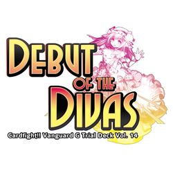 CARDFIGHT!! VANGUARD: G TRIAL DECK 14 - DEBUT OF THE DIVAS