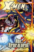 2006 Marvel X-MEN Age Of Apocalypse The Complete Epic Book 4 Graphic Novel