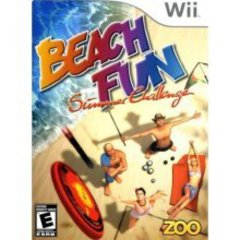 Beach Fun: Summer Challenge (Wii)