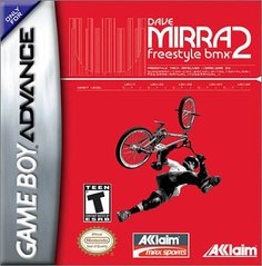 Dave Mirra Freestyle BMX 2 (Game Cart Only)