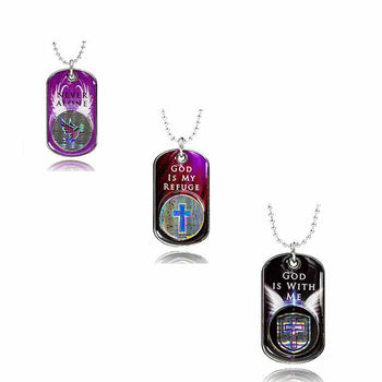 Bible Dog Tags