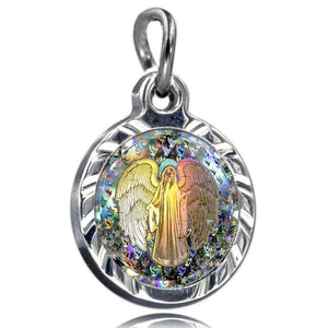 Nano Guardian Angel 304 SS Pendant