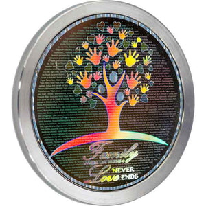 Nano Family Tree Medallion