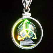 Irish Blessing Classic Sterling Pendant