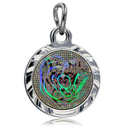 Nano Mother Child Pendants