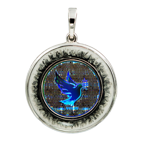 Dove Bible Pendant 2