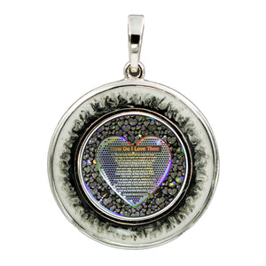 'How Do I Love Thee?' Poem Pendant 2
