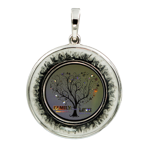 Family Tree Pendant 2