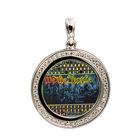 US Constitution Pendant 5