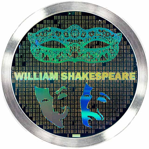 Nano Shakespeare Medallion