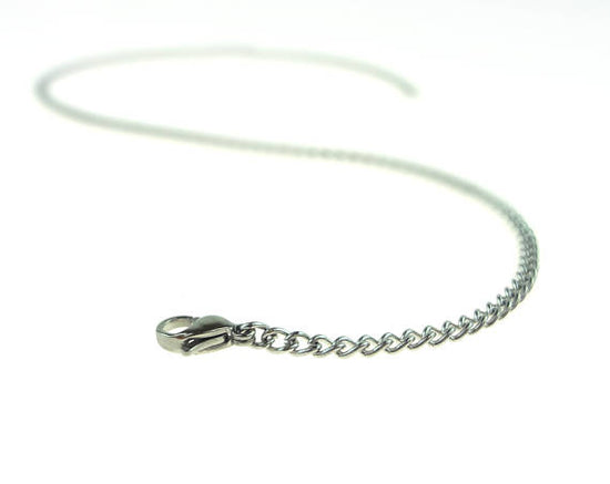 Stainless Steel Chain 26 Inch (66cm) With Stainless Clasp