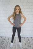 Girls Black Legging