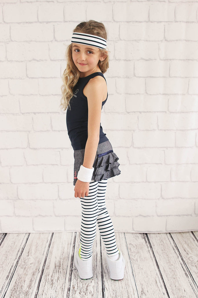 Girls Jacquard Play Skirt