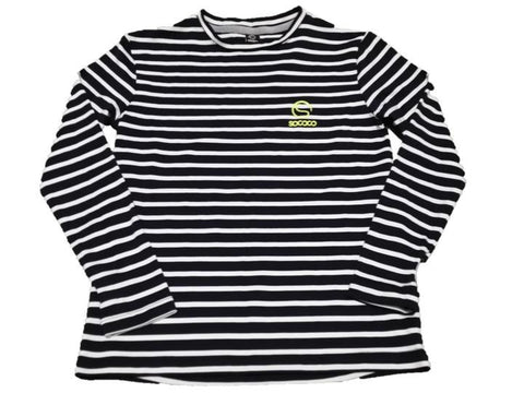 Unisex Stripe Long Sleeve Top