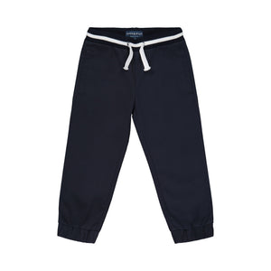 Navy Joggers - Andy & Evan