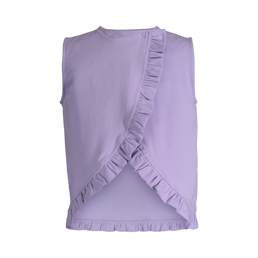 Shift Ruffle Top - Andy & Evan