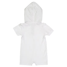 Load image into Gallery viewer, White Romper - Andy & Evan