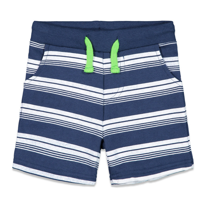 Navy Striped Short - Andy & Evan