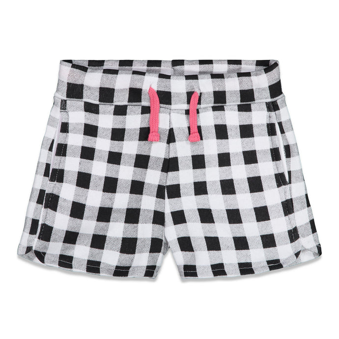 Gingham Short - Andy & Evan