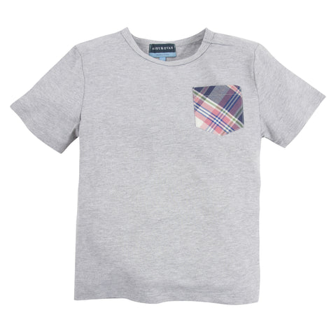 The Quarter Windsor: Tie Pocket Tee